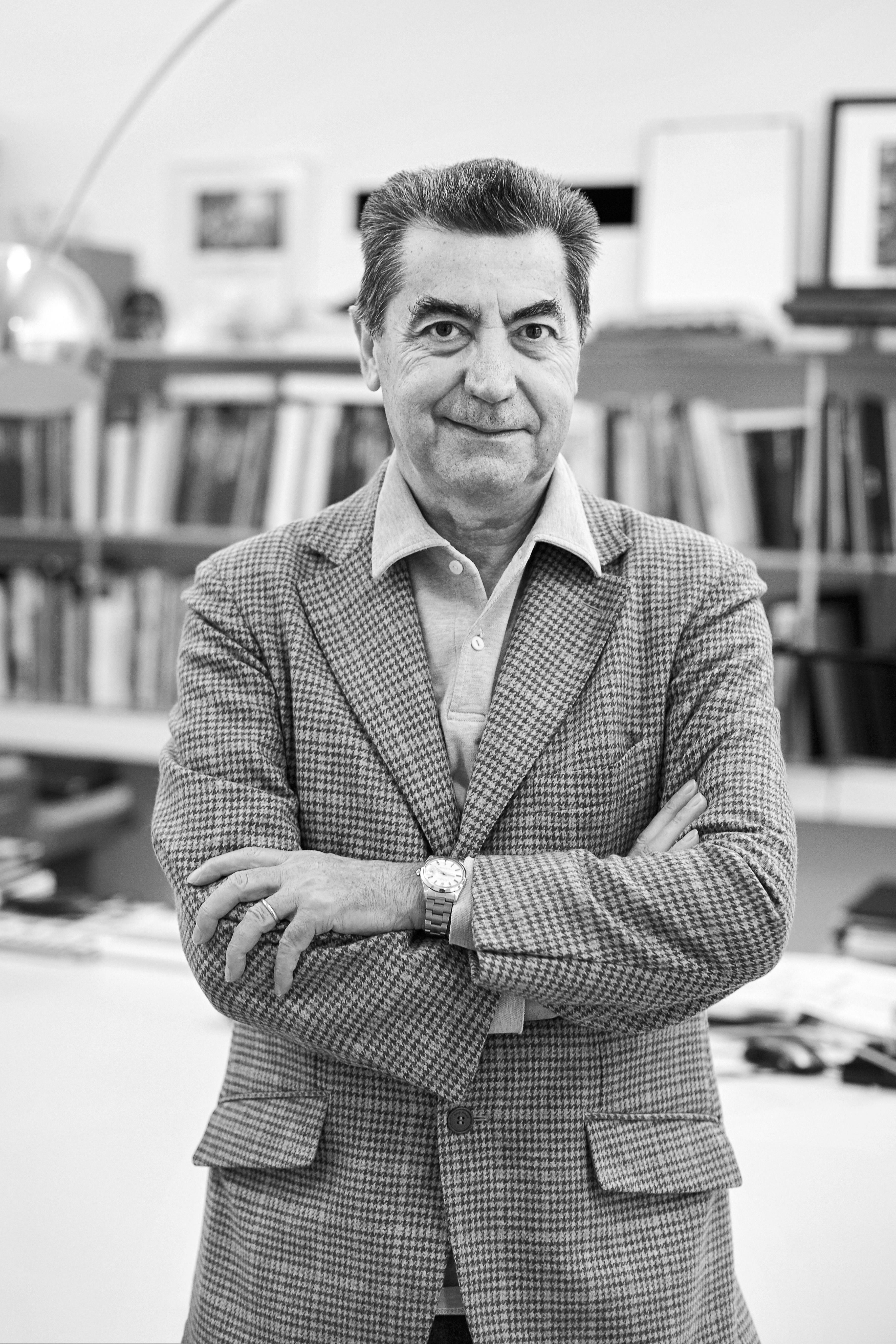 Premio artusi 2017 al progettista antonio citterio prima for Antonio citterio architetto