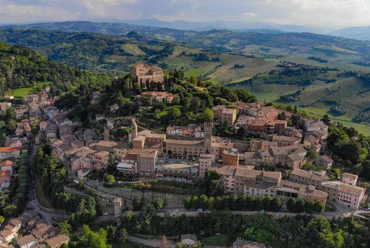 Il borgo di Bertinoro