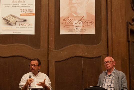Massimo Montanari e Alberto Capatti